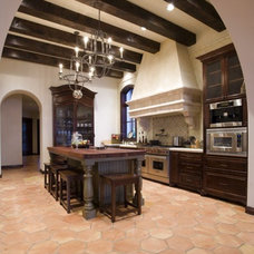 Mediterranean Kitchen by Clay Imports