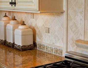 Mediterranean Kitchen Detail