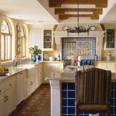 Mediterranean Kitchen by Dorado Designs