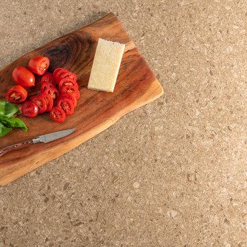Mediterranean Kitchen Enriched with Details