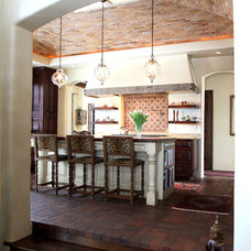 Southwestern Kitchen Mediterranean Kitchen