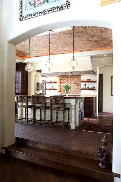 Southwestern Kitchen Mediterranean Kitchen