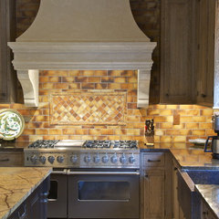 mediterranean kitchen by Kitchens Unlimited- Karen Kassen, CMKBD