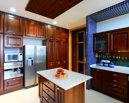 Mediterranean Kitchen Design Ideas Renovations Photos