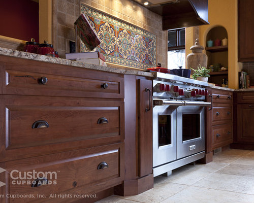 Spanish Tile Backsplash Home Design Ideas Pictures
