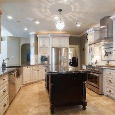 Mediterranean Kitchen by Signature Home Improvements