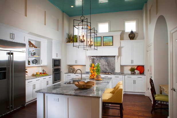9 Fun Ceiling Colors To Try Right Now