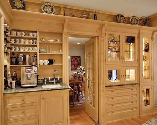 Kitchen Coffee Bar Home Design Ideas, Pictures, Remodel and Decor