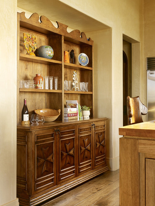 Hand Carved Inlay Wood Cabinets Ideas, Pictures, Remodel and Decor