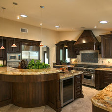 Traditional Kitchen by Tile-Stones