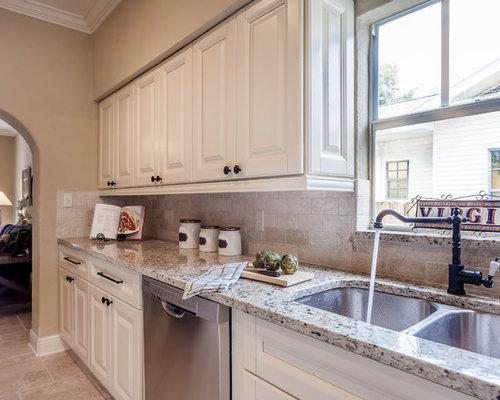 Tampa Kitchen Design Ideas Renovations Photos With Travertine