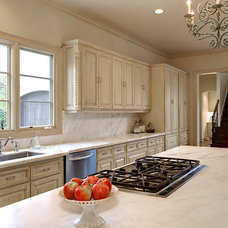 Mediterranean Kitchen by Village Homes