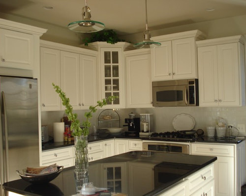 what is the kitchen cabinet microwave range houzz 8947