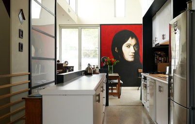 Here's Looking at You: Supersize Portraiture at Home