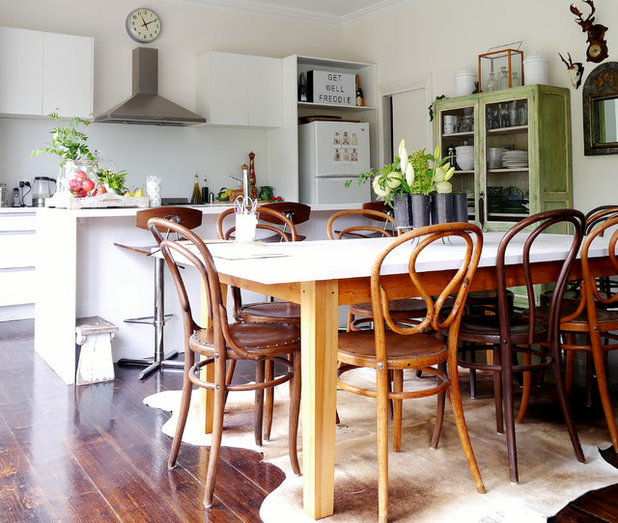 Eclectic Kitchens: 16 Common Kitchen Dilemmas Solved