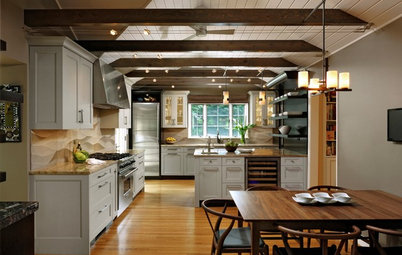Kitchen of the Week: Seeking Balance in Virginia