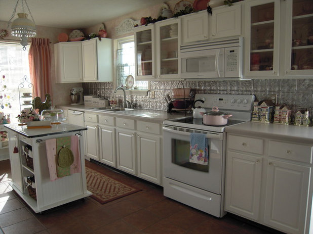 White Appliances Find the Limelight