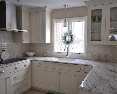Fantastic White Granite Home Design Ideas