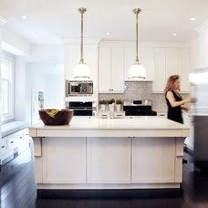 Contemporary Kitchen by Ali Budd Interiors