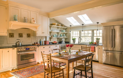 Kitchen of the Week: Swapping Out the 1980s for the 1890s