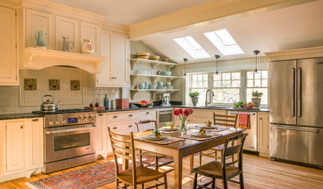kitchen of the week - Transitional Home Decor