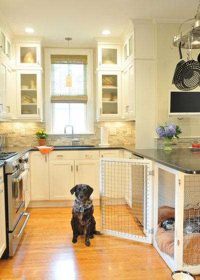 Современная классика Кухня by Betsy Bassett Interiors
