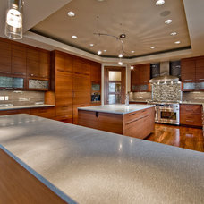 Contemporary Kitchen by GDW/a pllc