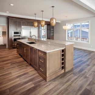 Memorial Drive | Craftsman: Kitchen