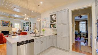 Memphis Craftsman Kitchen Remodel