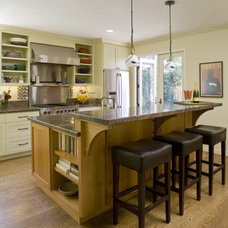 Eclectic Kitchen by Sarah Dreyer Design