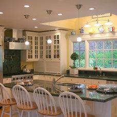 Traditional Kitchen by Danenberg Design