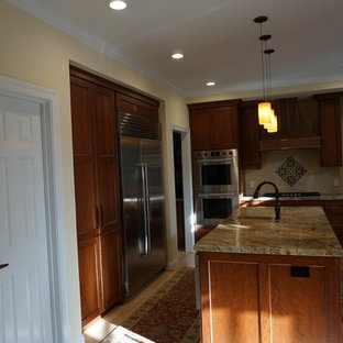 Menlo Park Kitchen, Guest Bathroom and Master Bathroom Remodel