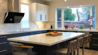 Menlo Park Modern Kitchen