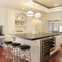traditional kitchen by Studio S Squared Architecture, Inc.
