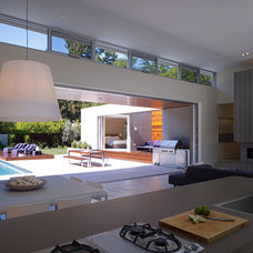 Contemporary Kitchen by Matarozzi Pelsinger Builders