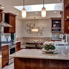 traditional kitchen by Nip Tuck Remodeling