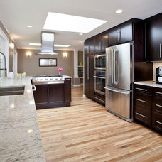 Contemporary Kitchen Mercer Island Remodel