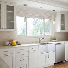 Traditional Kitchen by Condon-Jacobsen Design Group, LLC