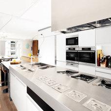 Modern Kitchen by Alexander Butler | Design Services, LLC