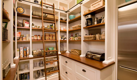 Kitchen Confidential: Walk-In Pantries vs. Cabinet Pantries