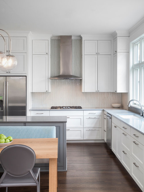 Center Island Kitchen Design Ideas Remodel Pictures Houzz