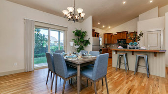 Meridian Home Staging - Kitchen