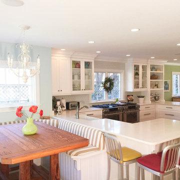 Meridian Kessler Cottage Style Home - Kitchen