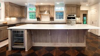 Meridian-Kessler Kitchen Remodel