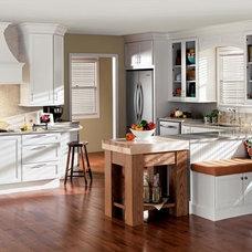 Modern Kitchen by Merillat