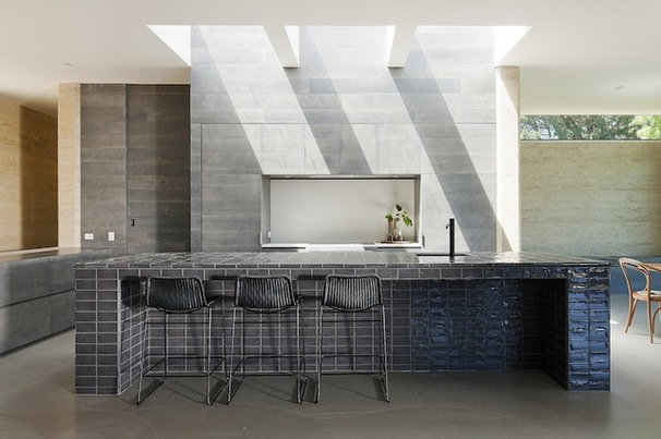 Contemporary Kitchen by Robson Rak Architects Pty Ltd