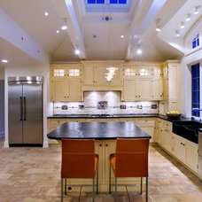 Traditional Kitchen by JUDITH REPP ARCHITECTS