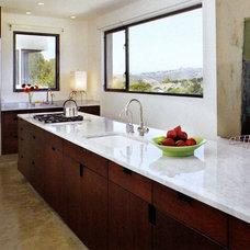 Modern Kitchen by ferguson ettinger architects