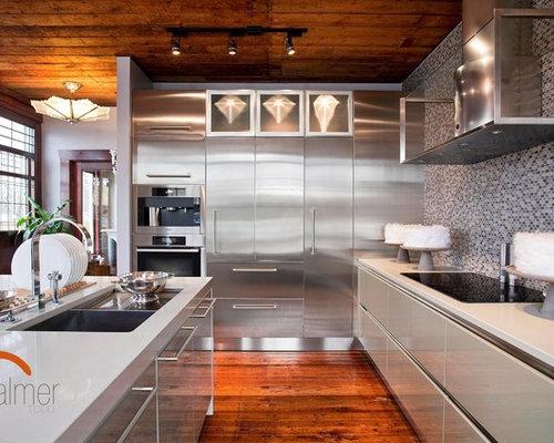 Mismatched Appliances Home Design Ideas Pictures Remodel