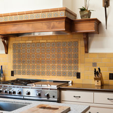 Mediterranean Kitchen by Fireclay Tile